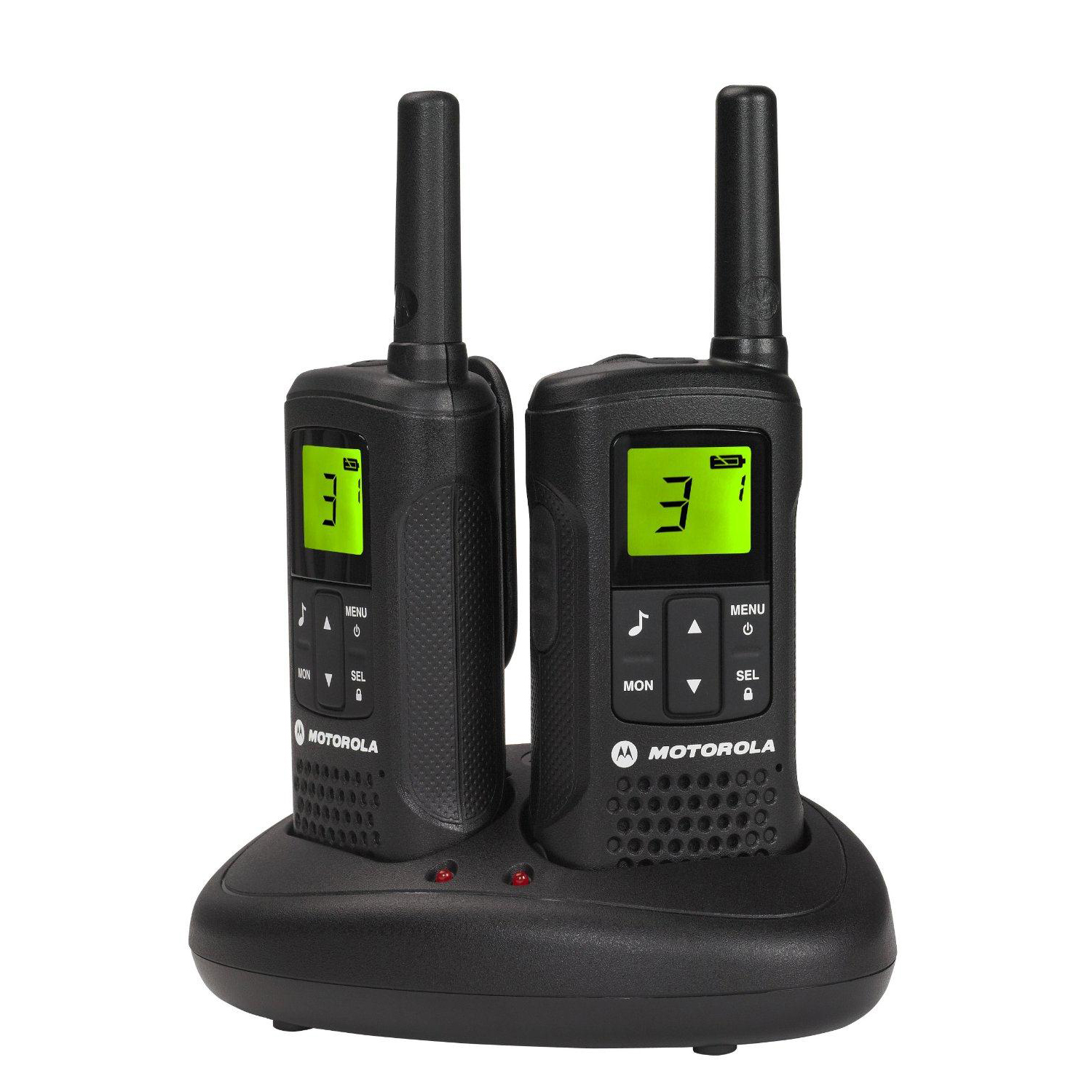 Image for Motorola TLKR-T60 2-way Radios Band PMR446 8 Channels 121 Codes Range 8km Ref 50046 [Pair]