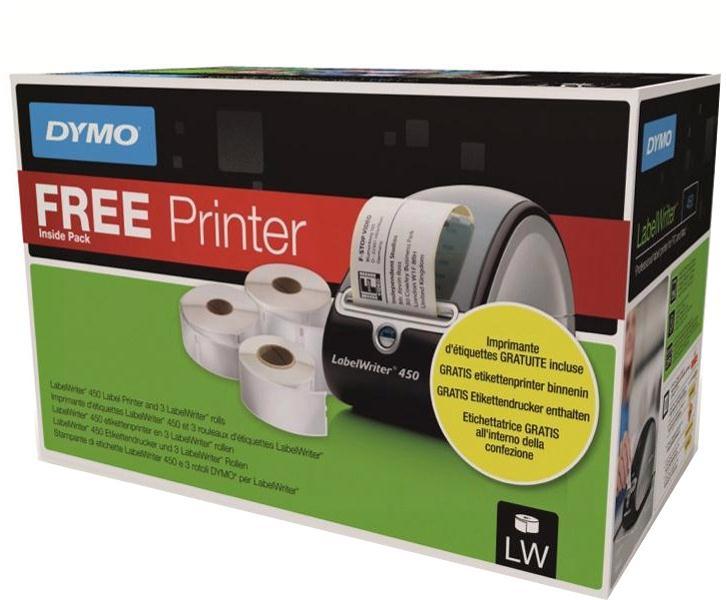 DYMO LManager 450D Bundle Pack Sep4/15