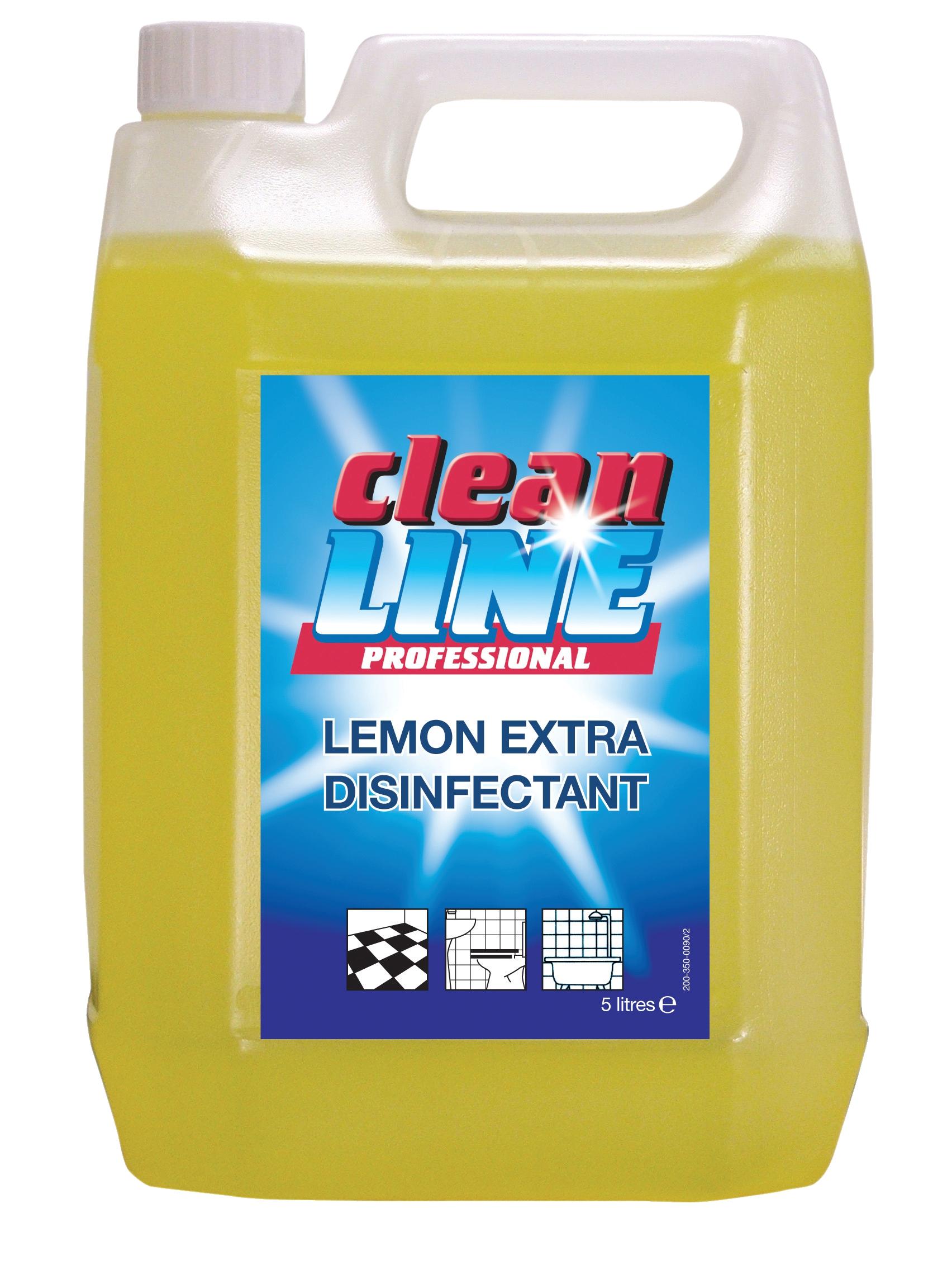 Cleanline Lemon All/prpseClnr Pk2x5L
