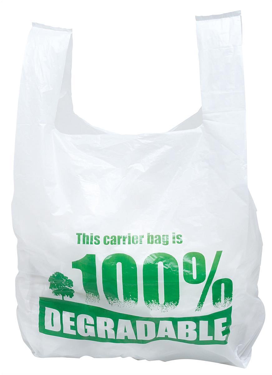 Vest Style Large Eco Bags Pk2000