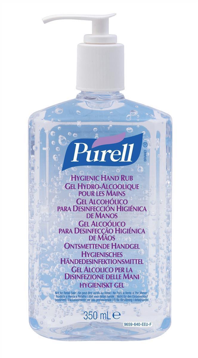 Purell Hand Sanitiser 350ml N06130
