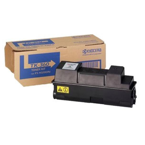 Kyocera Black TK-360 Toner Cartridge