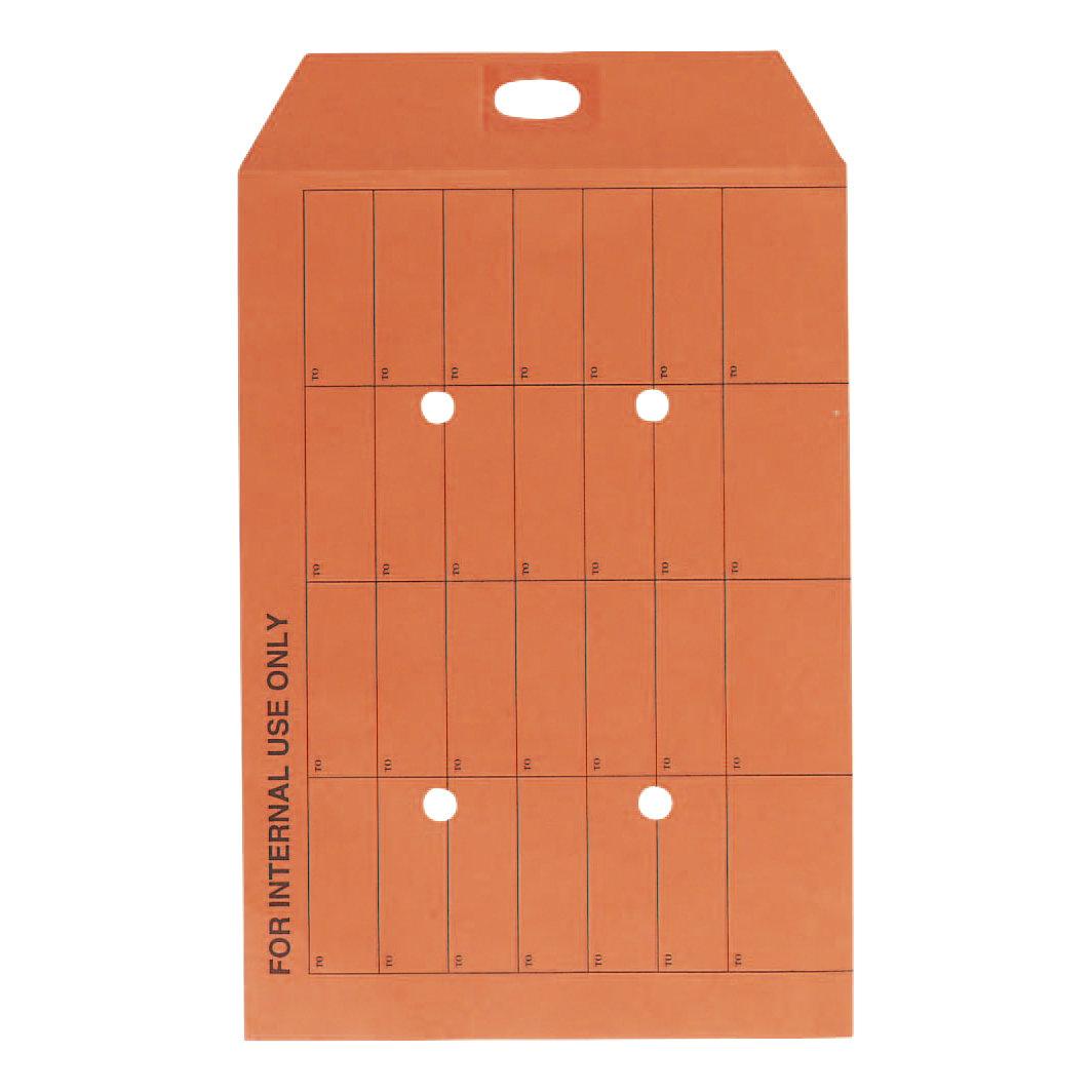 5 Star Office Internal Mail Envelopes C4 Pocket Resealable 120gsm Orange C4 [Pack 250]