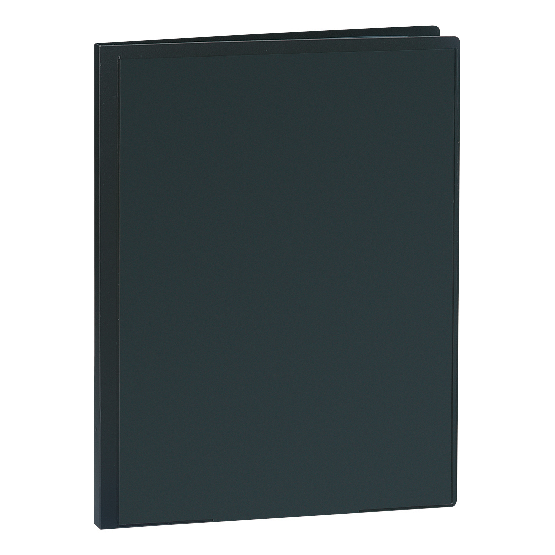 5 Star Office Display Book Rigid Cover Personalisable Polypropylene 40 Pockets Black