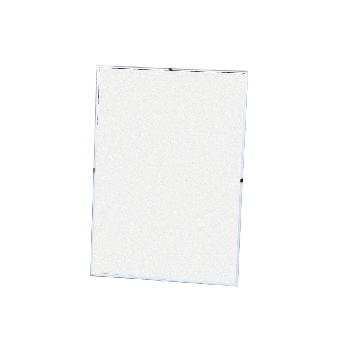 5 Star Office Clip Frame Plastic Fronted for Wall-mounting 420x297mm A3