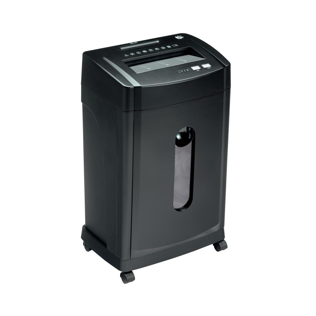 Image for 5 Star Office CC24 Shredder Cross Cut P-3 Security 28 Litre Capacity