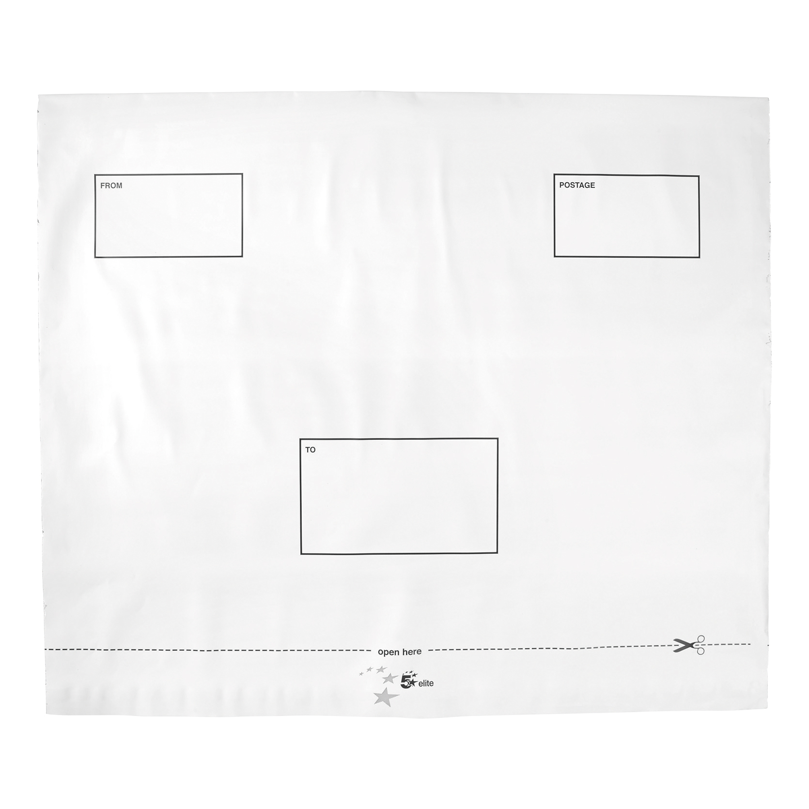 5 Star Opaque Envelopes 460x430mm Pack 100