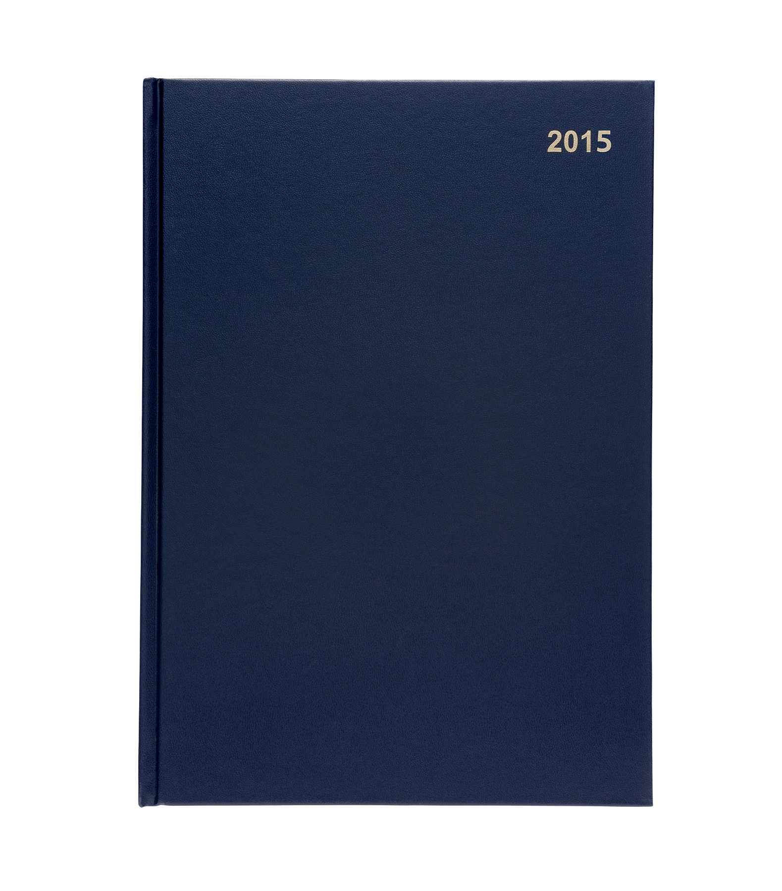 5 Star 2016 A4 Day to Page Diary Blue