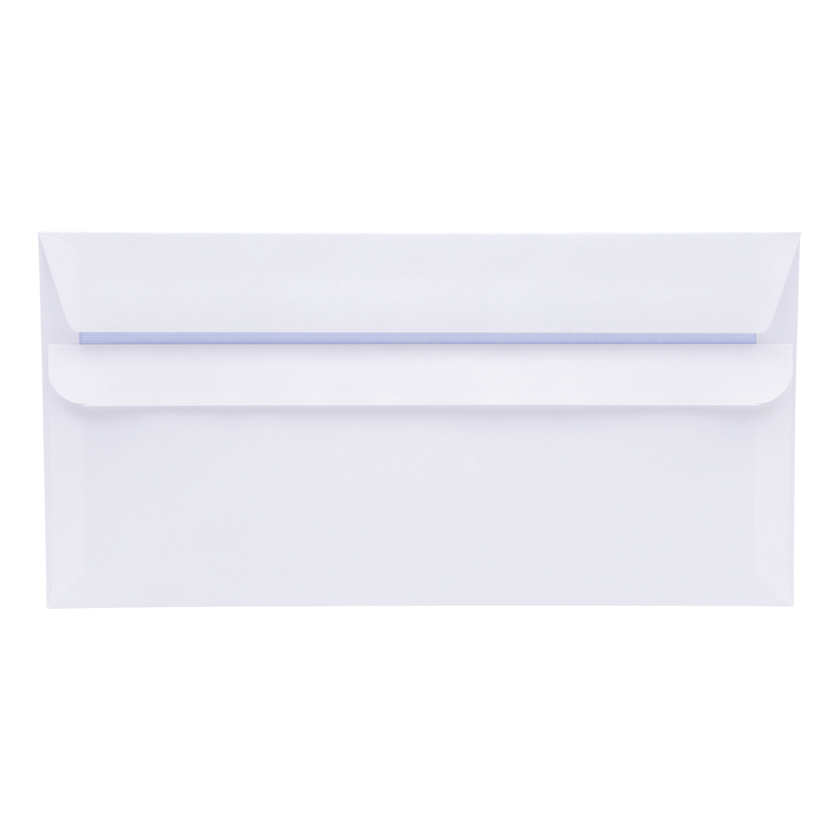 5 Star Office Envelopes Wallet Press Seal 90gsm White DL [Pack 1000]