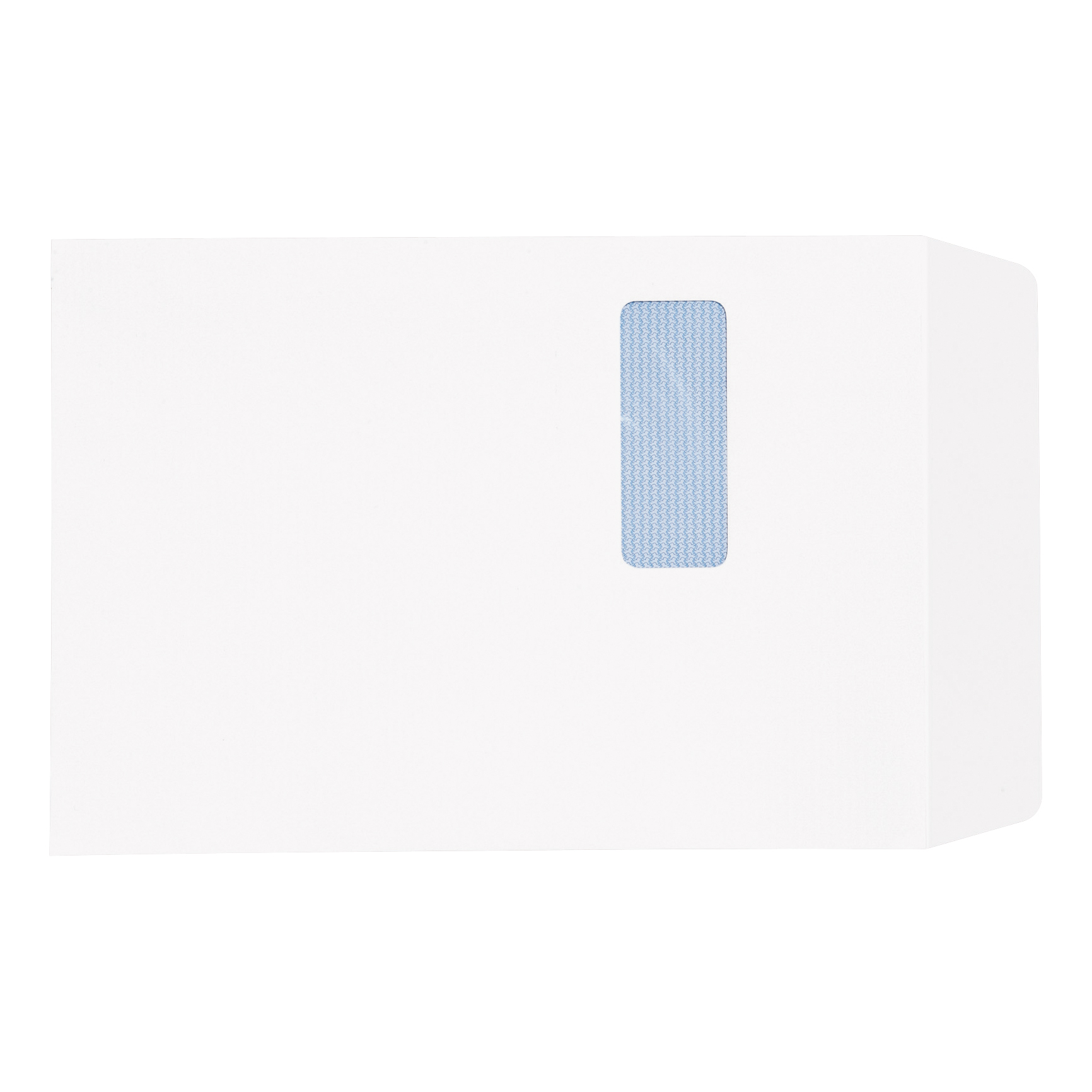 5 Star Office Envelopes Pocket Self Seal Window 90gsm White C4 [Pack 250]