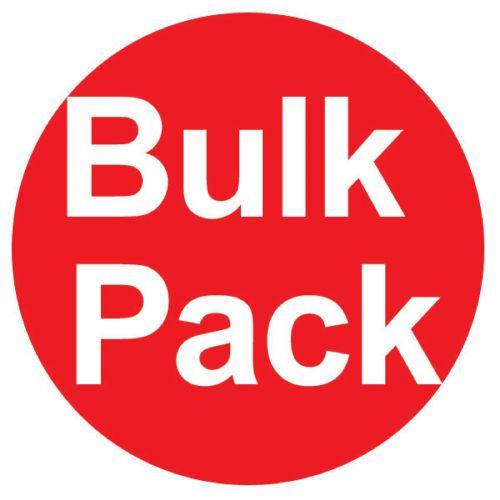 Bic Cristal Grip Ball Pen Clear Barrel Blue Ref 802801 [Pack 100] [Bulk Pack] Jan-Dec 2018