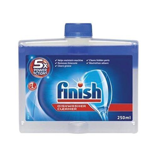 Finish Dishwasher Cleaner Liquid 250ml Ref 153850 [2 for 1] Jan-Mar 2019