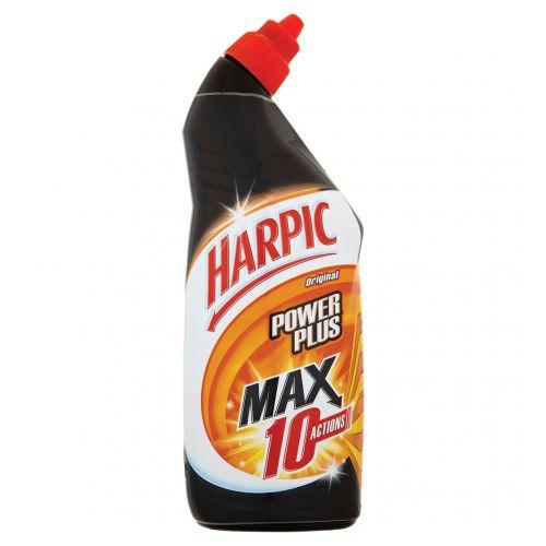 Harpic Power Plus Liquid Original 750ml Ref 384037 [2 for 1] March 2019
