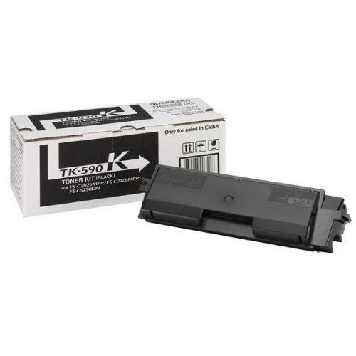 Kyocera Black TK-590K Toner Cartridge