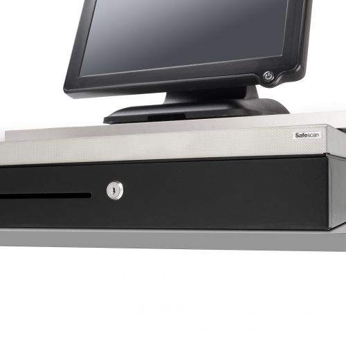 Safescan Cash Drawer SD-4617S Flip Top Standard Use Ref 132-0498