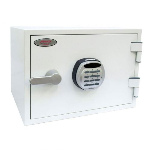 Phoenix Titan II Safe for Media 60mins Electronic Lock 30kg 19 Litre Ref FS1281E