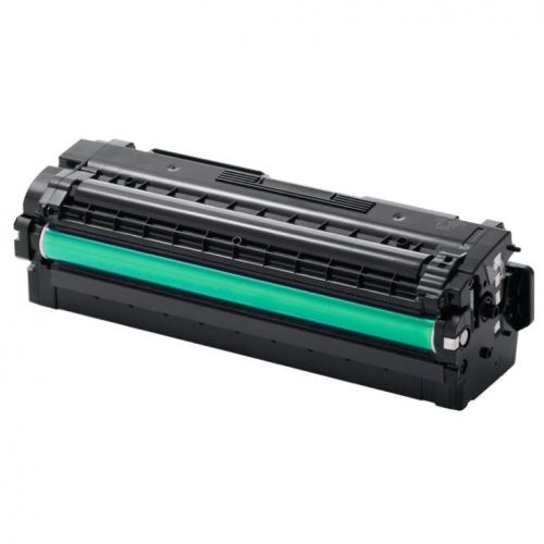 Samsung CLT-506L Laser Toner Cartridge High Yield Page Life 3500pp Cyan Ref SU038A