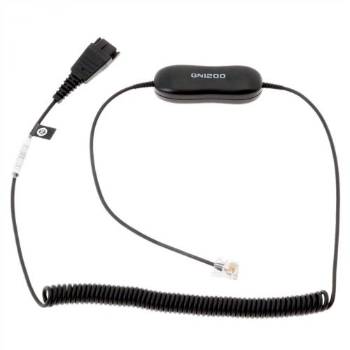 Jabra GN1200 Universal Coiled Cable Ref 88011-99