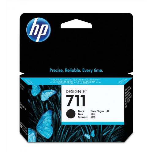 Hewlett Packard [HP ]No.711 Inkjet Cartridge 38ml Black Ref CZ129A