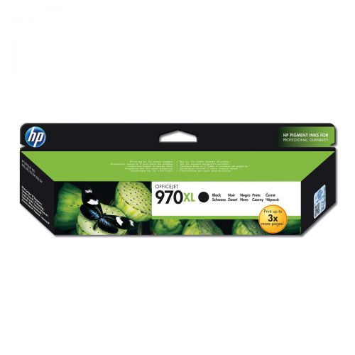 HP 970Xl Black Officejet Ink CN625AE