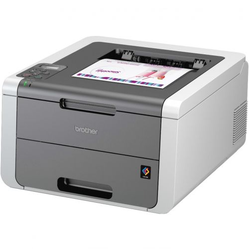 Image for Brother Colour Laser A4 Printer With Wireless Network Ref HL3140CW