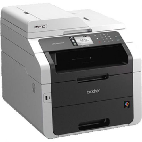Image for Brother Colour Laser Multifunctional A4  Printer Duplex with Wired and Wi-Fi NetworkRef MFC9330CDW