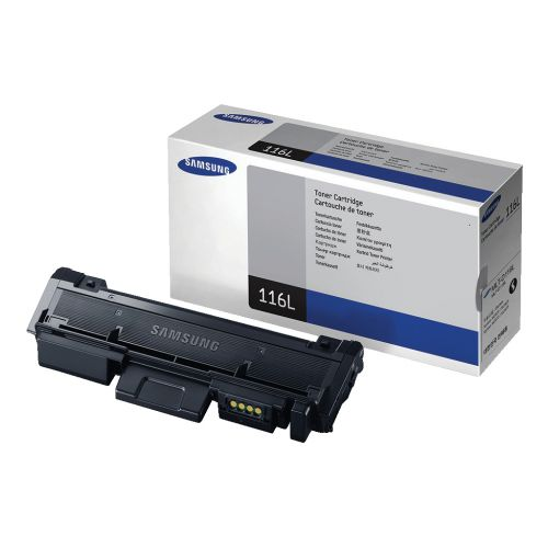 Samsung Laser Toner Cartridge High Yield Page Life 3000pp Black SU828A