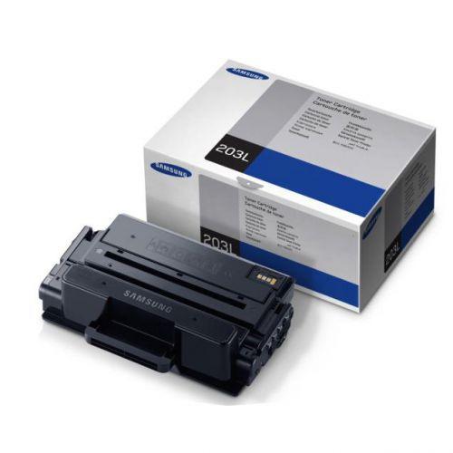 Samsung MLT-D203L Laser Toner Cartridge High Yield Page Life 5000pp Black Ref SU897A