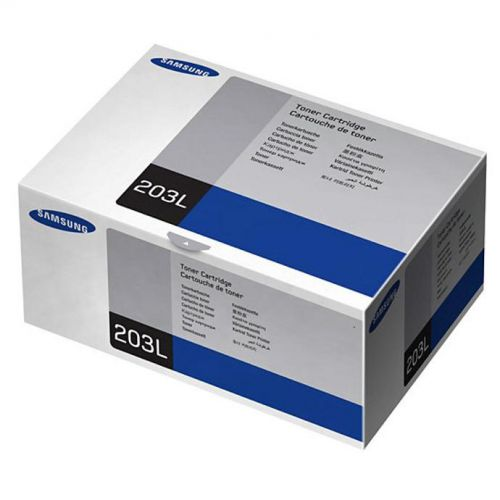 Samsung MLT-D203L Laser Toner Cartridge High Yield Page Life 5000pp Black Ref SU897A