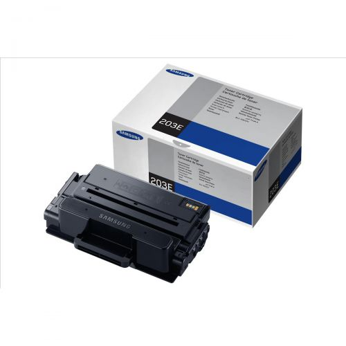Samsung MLT-D203E Laser Toner Cartridge Extra High Yield Page Life 10000pp Black Ref SU885A