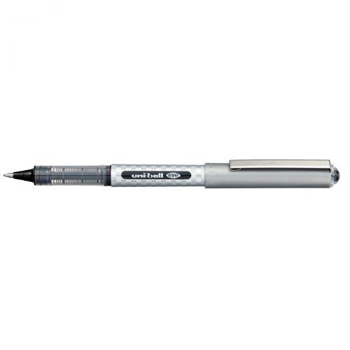 Uni-ball Eye Designer Medium 0.7mm Tip Assorted Ref UB157D [Pack 8]