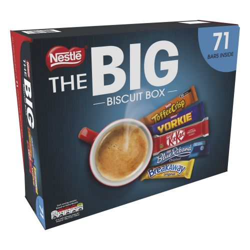 NESTLE BIG BISCUIT BOX 71 PIECE