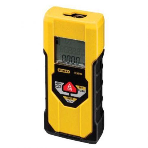 Stanley TLM 99 Yellow Laser Measure