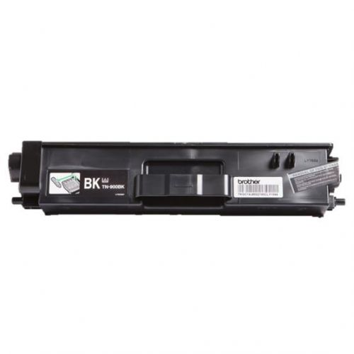 Brother Laser Toner Cartridge Page Life 6000pp Black Ref TN900BK