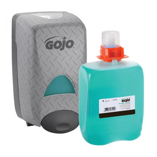 Gojo DPX Foam Soap Dispenser 2000ml Grey Ref X01239
