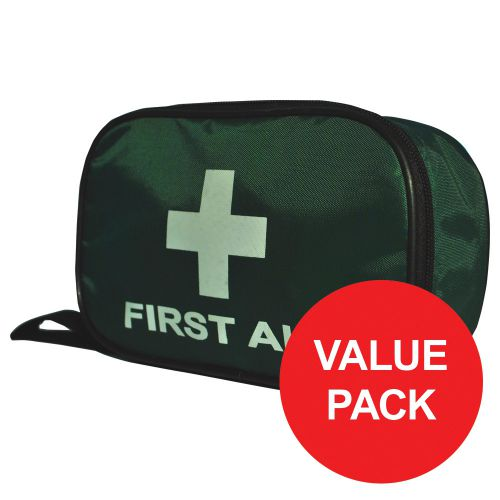 Wallace Cameron BS 8599-2 Compliant First Aid Travel Kit Medium Ref 1020209