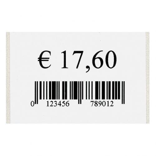 Leitz Icon Label Cartridge Permanent Paper 12mmx22m White Ref 70110001