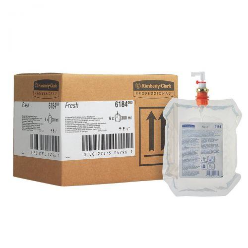Aquarius Professional Air Care Refill Fresh Variety Ref 6184 [Pack 6]