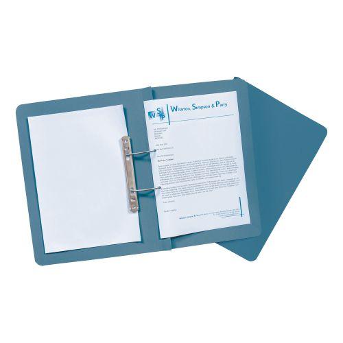 Guildhall Transf File 420gsm Blue Pk50