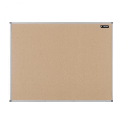 Nobo Basic Cork Board Aluminium Frame 900x600mm Ref 1904063