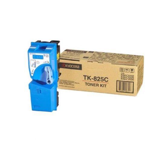 Kyocera TK-825C Cyan Toner 1T02FZCEU0