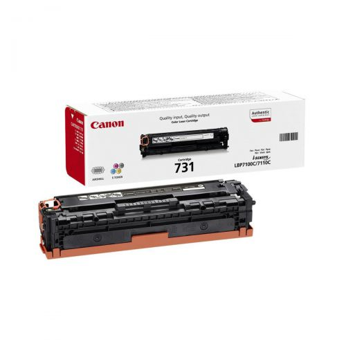 Canon 731M Laser Toner Cartridge Page Life 1500pp Magenta Ref 6270B002