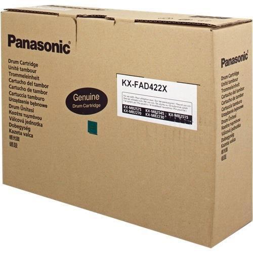 Panasonic Laser Drum Unit Page Life 18000pp Ref KX-FAD422X