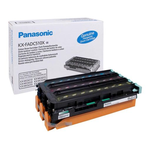 Panasonic Laser Drum Cartridge Page Life 10000pp Colour Ref PANAKX-FADC510X