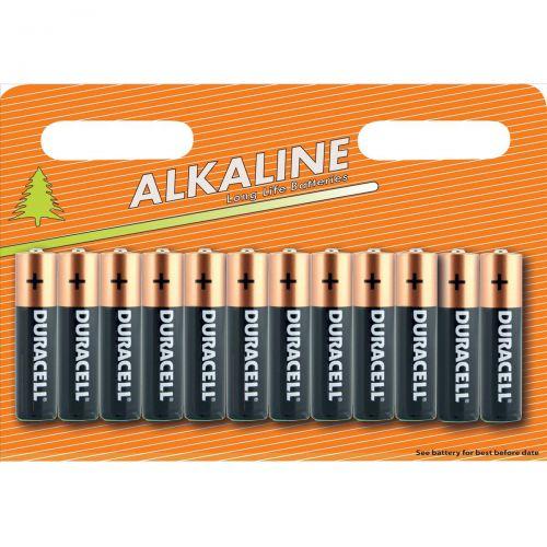 Duracell Plus Power Battery Alkaline AA Ref AADURIND12 [Pack 12]
