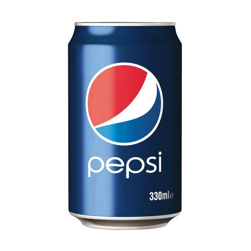Pepsi Soft Drink Can 330ml Ref 203385 [Pack 24]