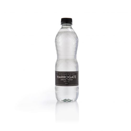 Harrogate Still Water Plastic Bottle 500ml Ref P500241S [Pack 24]