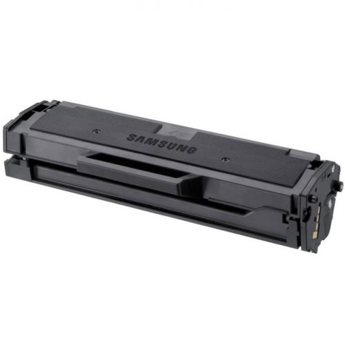 Samsung MLT-D101X Laser Toner Cartridge Page Life 700pp Black Ref SU706A
