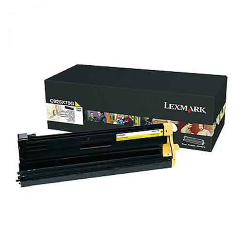 Lexmark Imaging Drum Unit Page Life 30000pp Yellow Ref C925X75GG