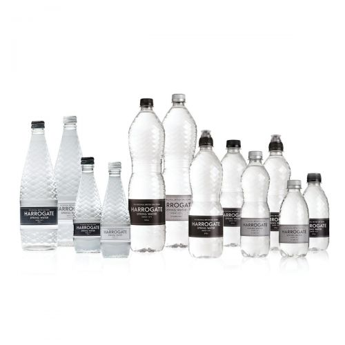 Harrogate Still Spring Water 1.5 litres Bottle Plastic Ref P150121S [Pack 12]